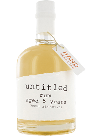 untitled rum aged 5 years