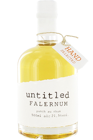 untitled falernum